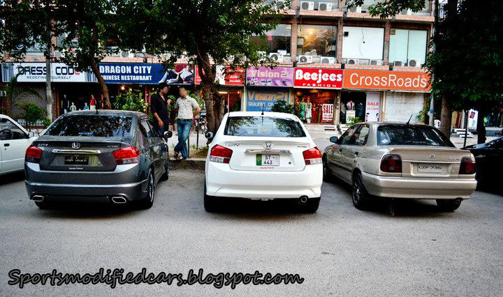 Posted In: Honda, Modified Cars, Sialkot Hot Modifications