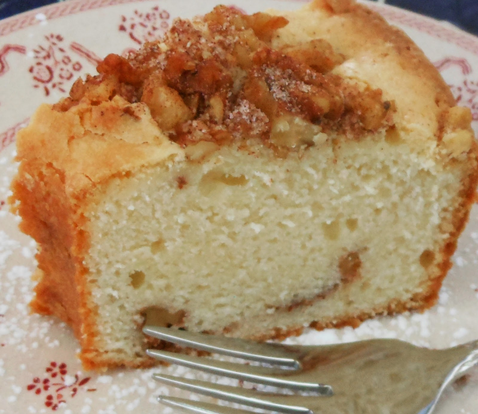 My Cookie Clinic: SOUR CREAM POUND CAKE/ Southern Sweet