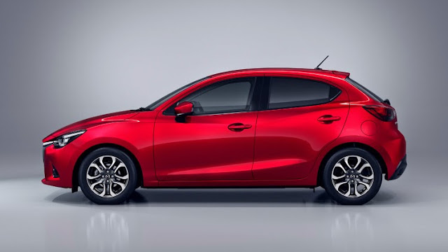 2016 Mazda2 will not be sold in the U.S.