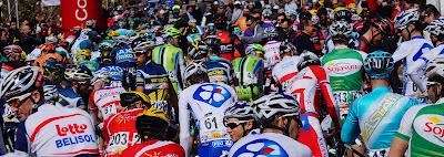 Volta a Catalunya - Stage 1 (with Bikecat)