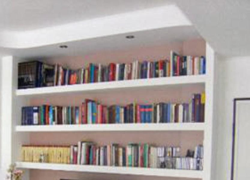 Costruire una mensola in cartongesso soluzioni fai da te for Camera da letto sopra il garage