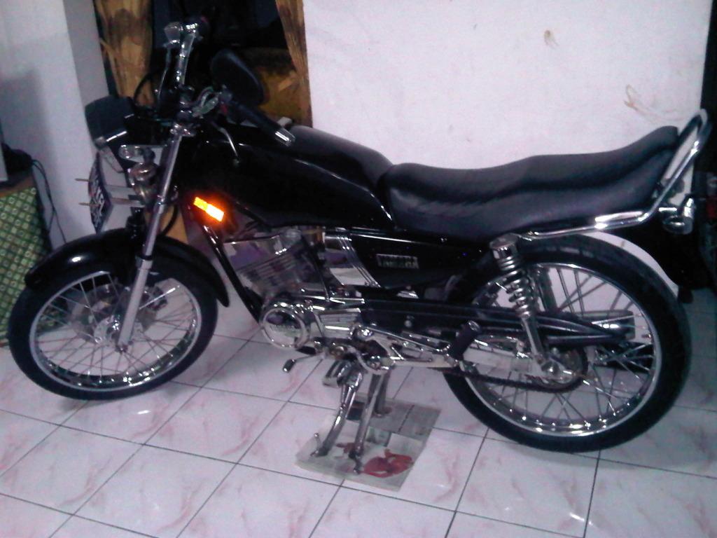 Yamaha Modifikasi Motor Rx King