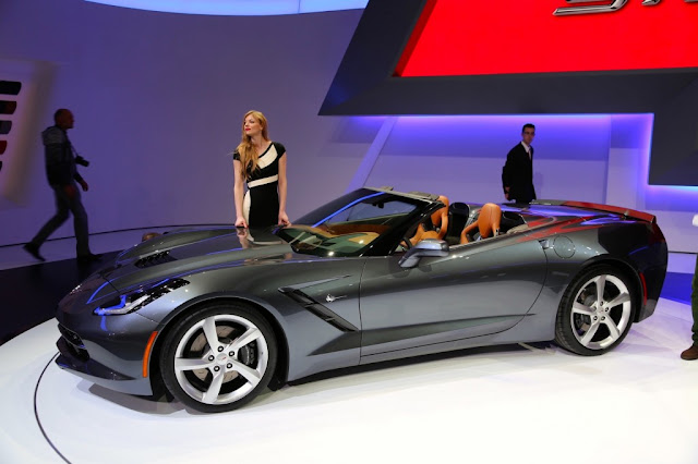 2014 Chevrolet Corvette Stingray Convertible 2013 Geneva Motor Show