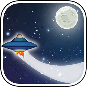 Swingin UFO by numbigames