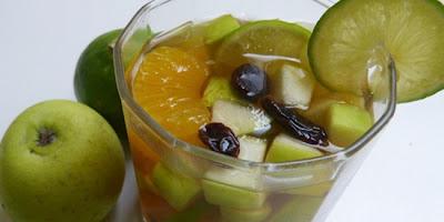 Resep Minuman Segar pas Berbuka Puasa - Freshly Fruit Tea