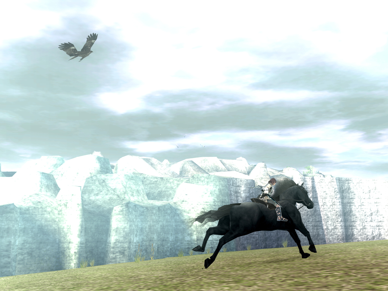 shadow if the colossus horse
