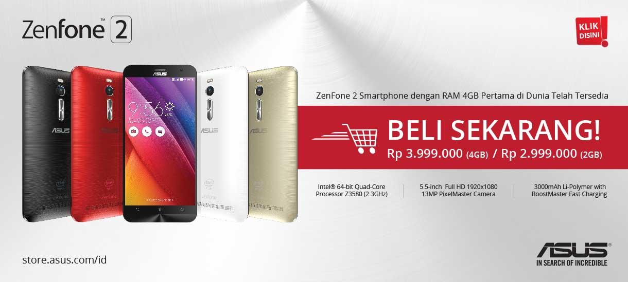 Zenfone Store Indonesia