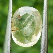 Batu Permata White Sapphire Ceylon - SP808