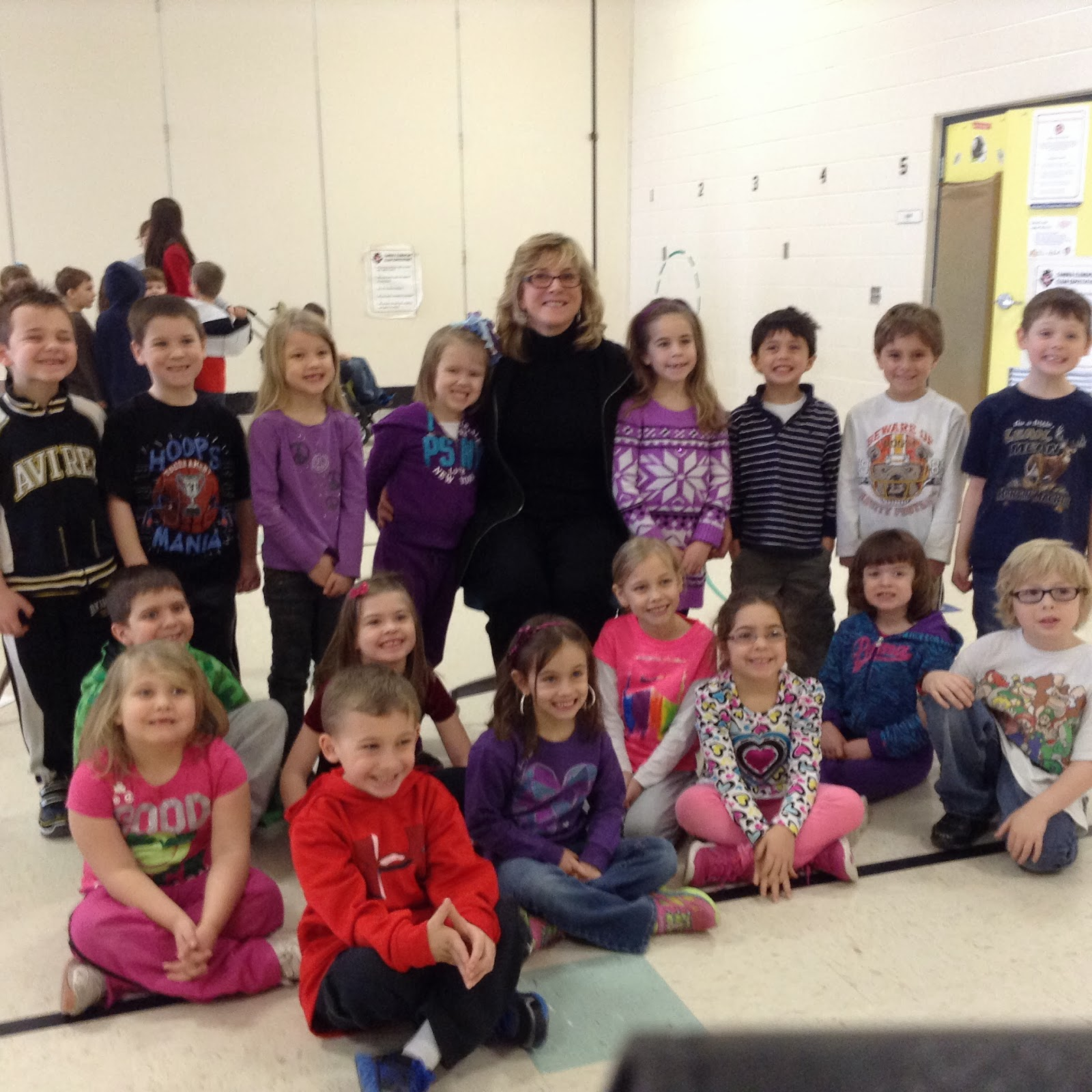 County Commission First Reading Of Peavine Shooting: Central Cambria School District News: Read Across America