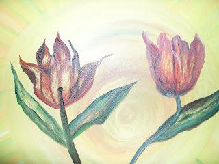 Designed for DADA (Tulips)