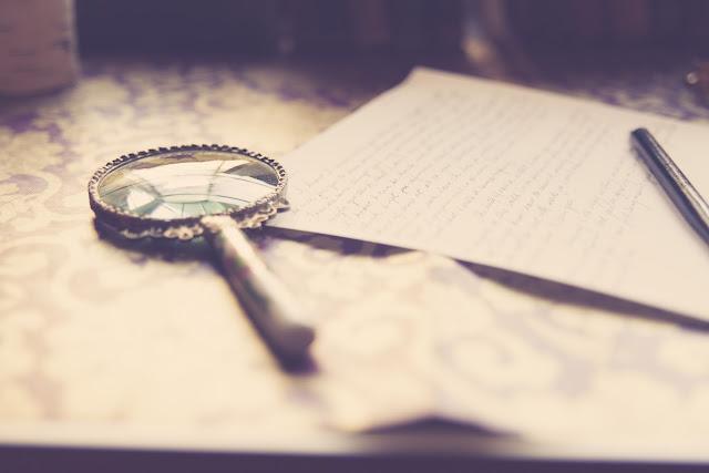 Letter Writing And Lemonade