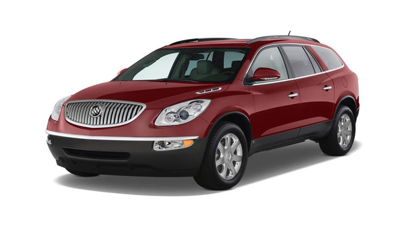 buick enclave 2011 price technical images and list of rivals dream fantasy cars. Black Bedroom Furniture Sets. Home Design Ideas
