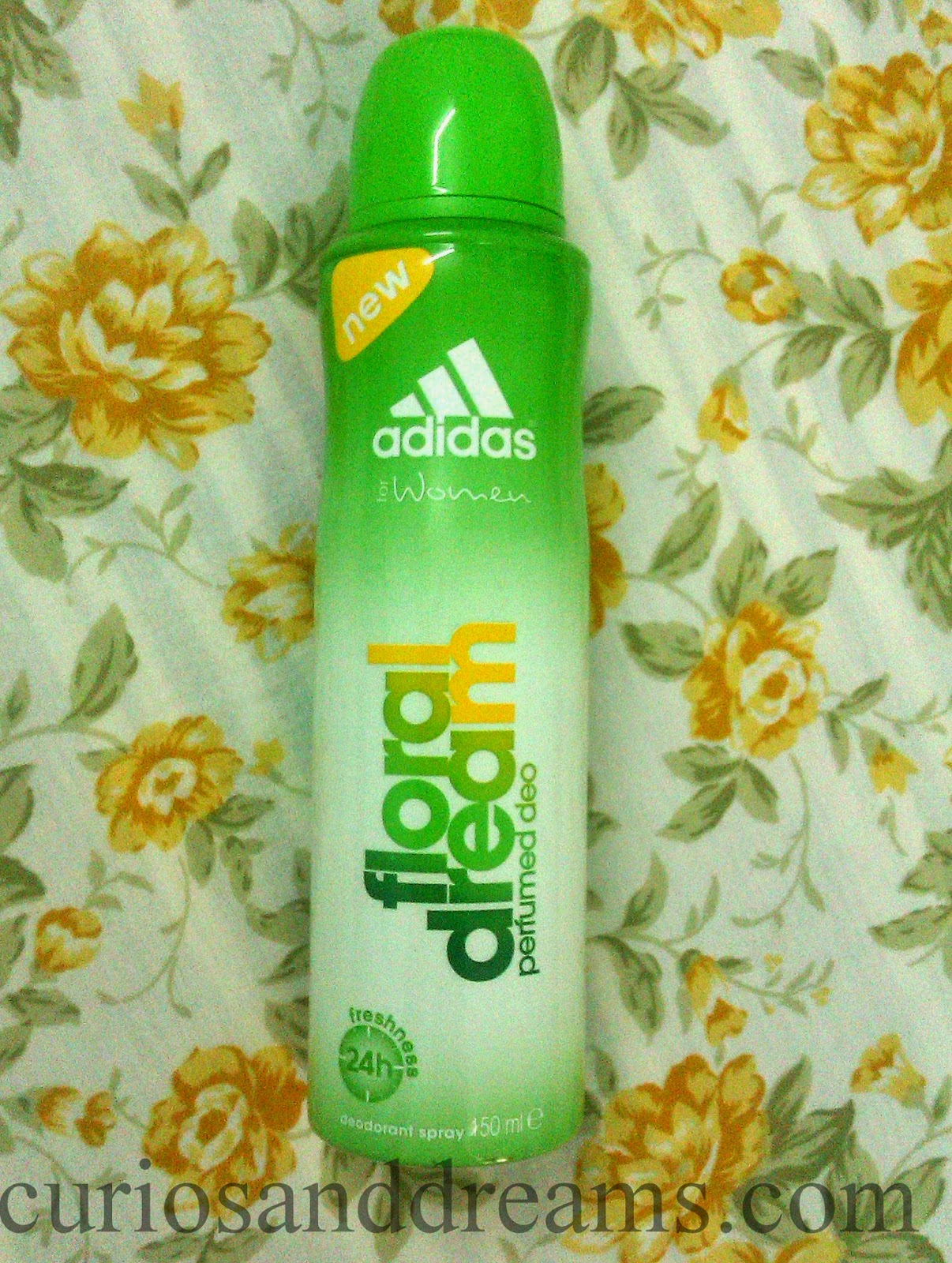 Adidas Floral Dream Deodorant Review