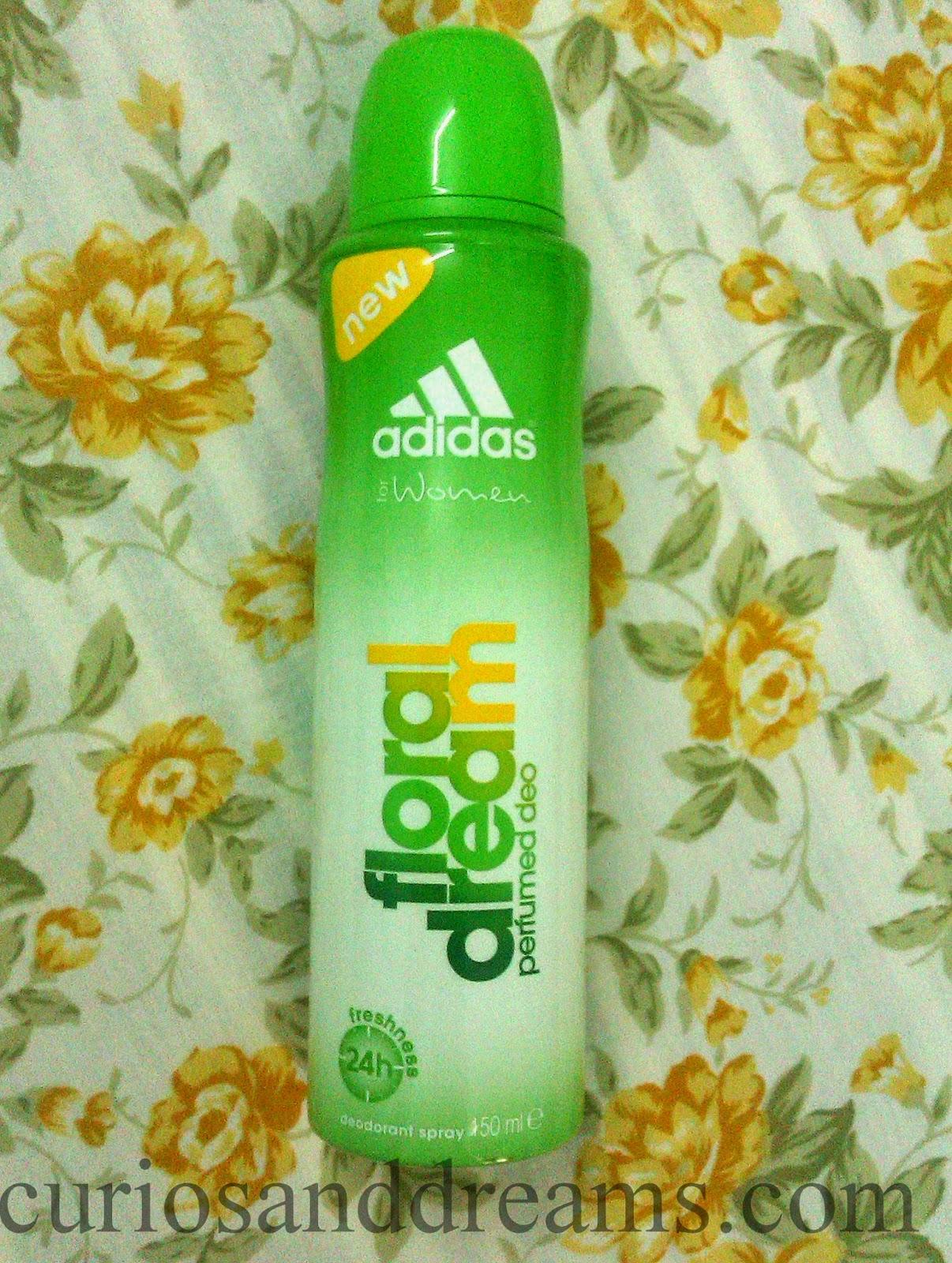 Adidas Floral Dream Deodorant Review