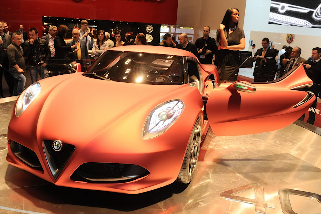 2014 Alfa Romeo HD Wallpapers