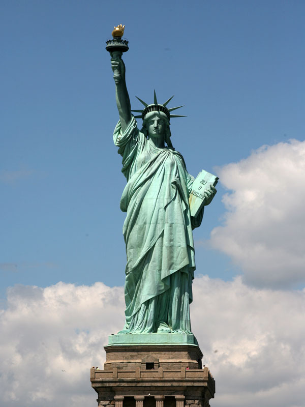Http Globetourer Blogspot Com 2012 12 Top Tourist Attraction In Usa Statue Of Html
