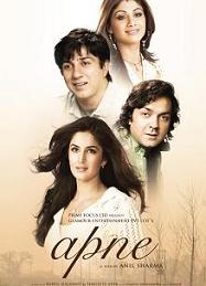 Apne (2007) Hindi movie watch online