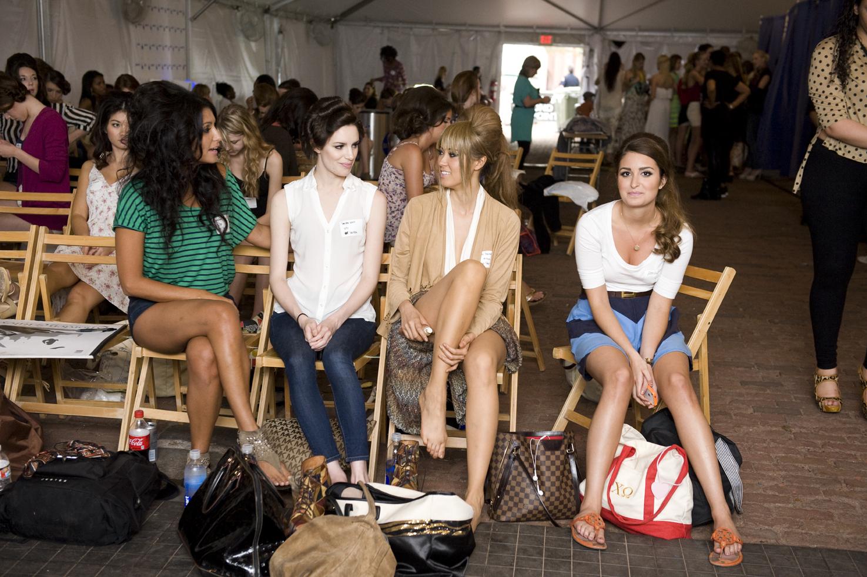 Charleston Fashion Week 2012 Thursday Night Recap Look