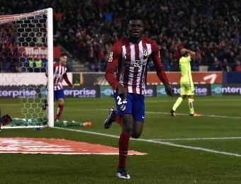 Atlético de Madrid assume liderança do Campeonato Espanhol
