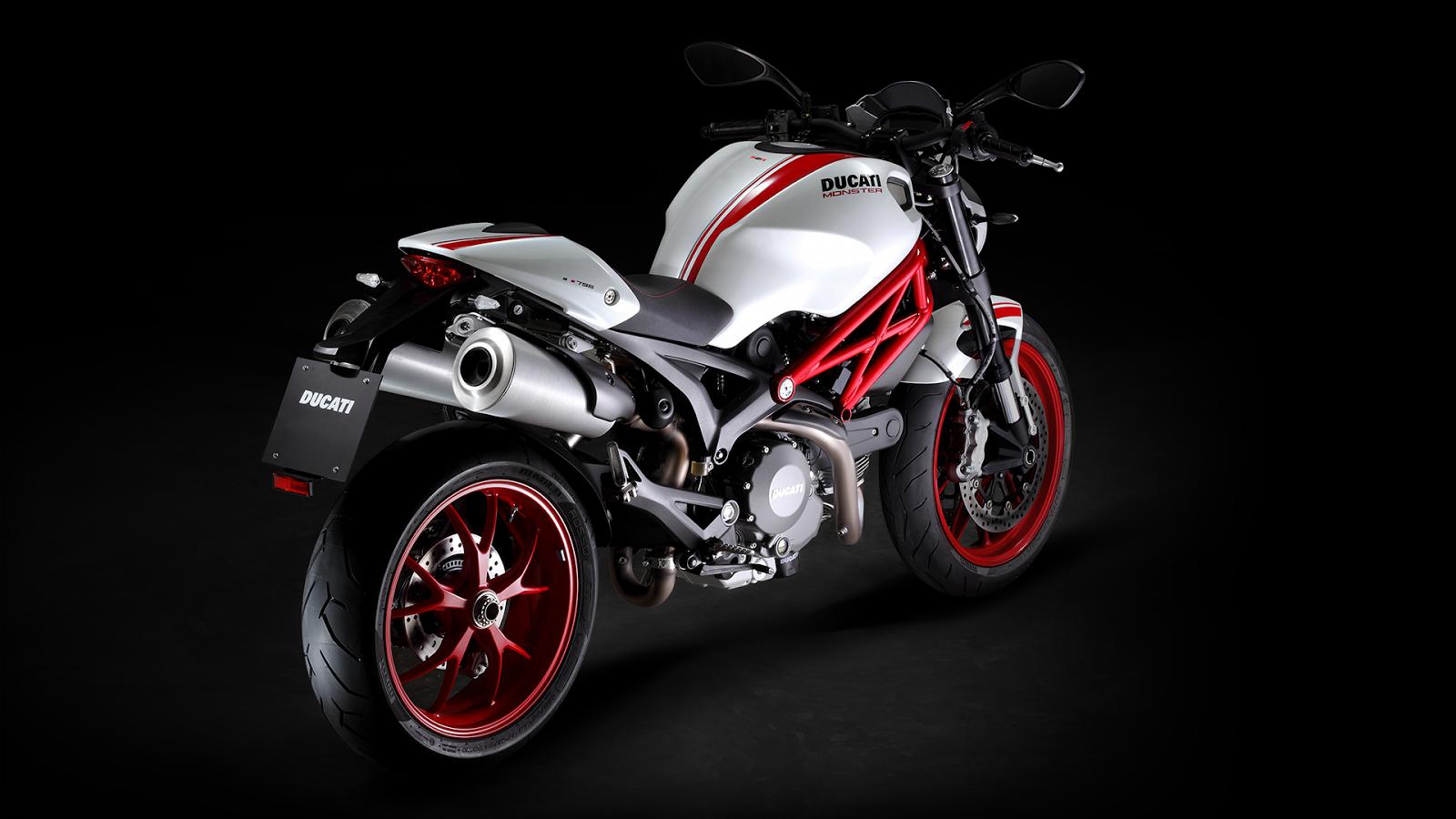Ducati monster 796 2015