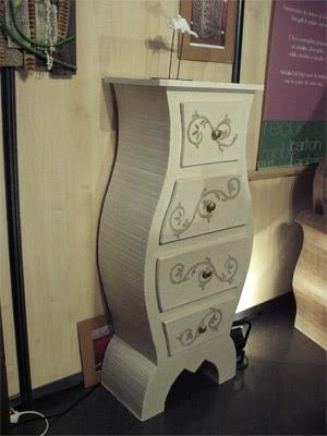 A poner manos a la obra mas muebles de carton - Muebles de carton ...