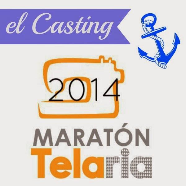 CASTING MARATON TELARIA