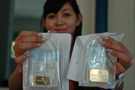 investasi emas di bank