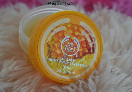 The Body Shop Honeymania Lip Balm