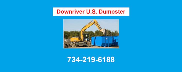 Downriver Dumpster
