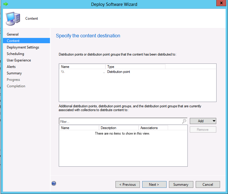 Gerry Hampson Device Management Config Mgr 2012 Application – Collection Note