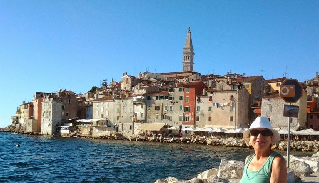 Nomdeplume un 39 escursione a rovigno in croazia for Alberghi rovigno croazia