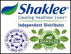 I am Shaklee Independent Distributor (ID : 874812)
