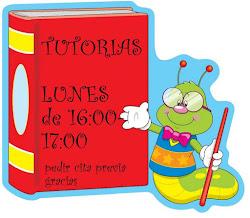 HORARIO DE TUTORIA