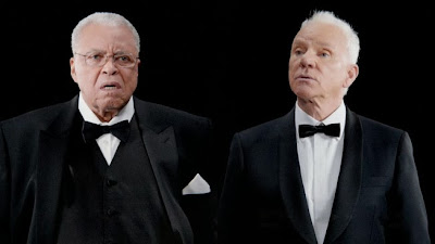 New Everything's Important Ads featuring James Earl Jones and Malcom McDowell