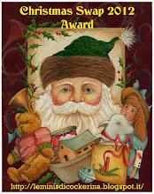 CHRISTMAS SWAP 2012