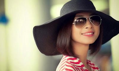 ngô thanh vân, hotgirl, hot girl, kính râm, kính mắt đẹp, trang điểm tự nhiên, ntv