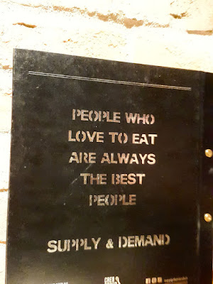 Food Quote at Supply and Demand Orchard Gateway