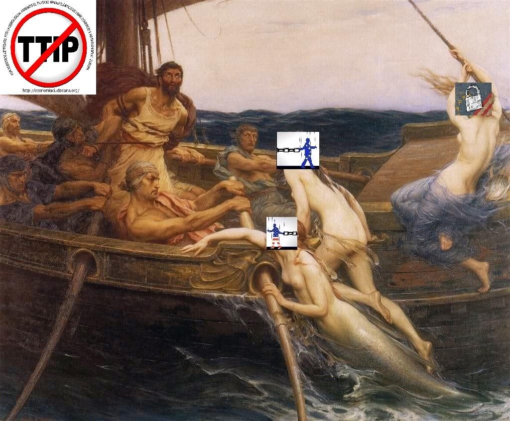 La Falsa Transparencia de la UE en el TTIP