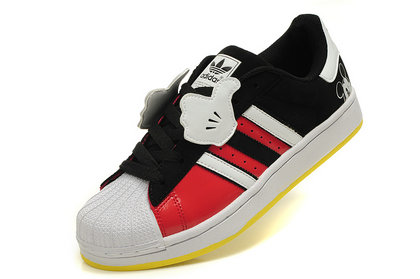 Adidas Mickey Mouse Superstar Toddler Shoes
