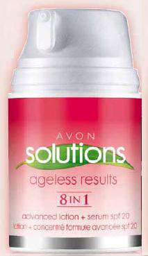 LOZIONE GIORNO & SIERO AGELESS RESULTS AVON SOLUTIONS - Catalogo Avon Online