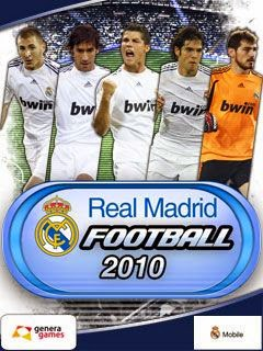 Real Madrid Football 2010