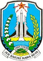 logo/lambang Provinsi Jawa Timur - Jatim