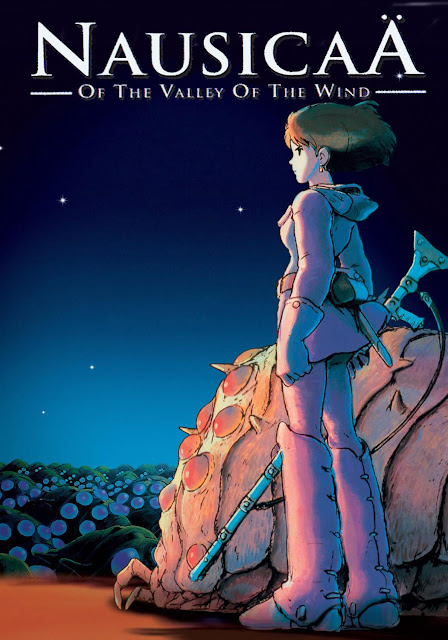Công Chúa Thung Lũng Gió - Nausicaä Of The Valley Of The Wind