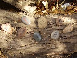 Meine Runensteine