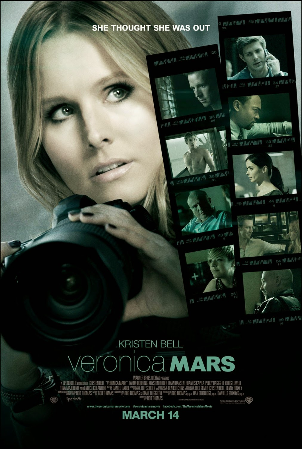 coda  veronica mars review