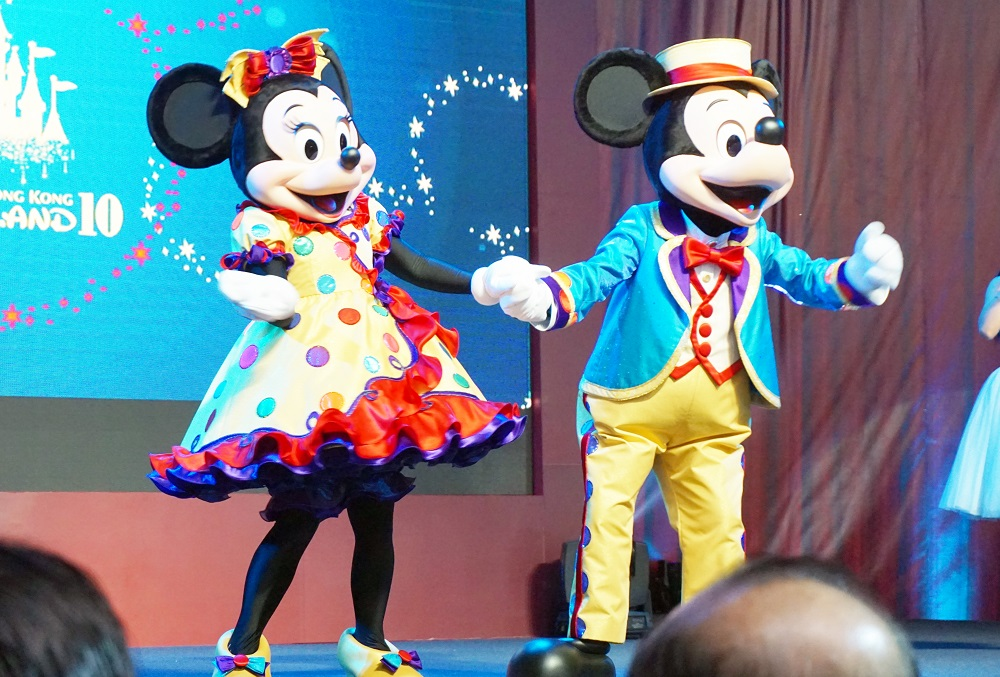 Shop at SM Supermalls and Experience Hong Kong Disneyland with your Family!
