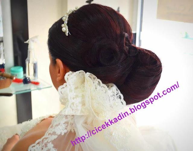 389407 547667865258686 644640983 n Düğün Saçları, Gelin Saçları