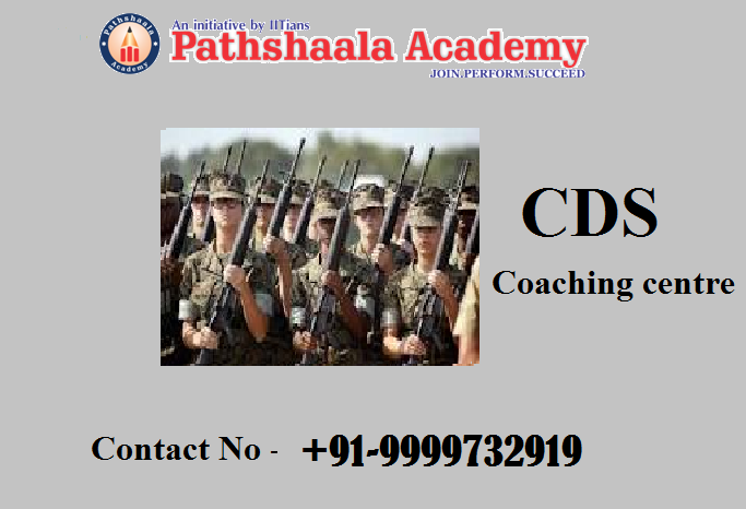 CDS Coaching in Delhi NCR