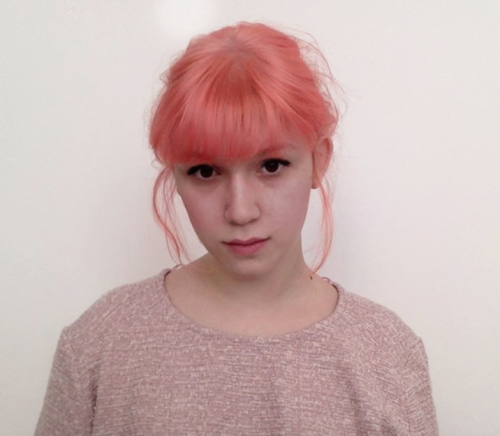 Pastel Peach Hair Tumblr Rosie posie pudding & pie: how i went from ... Peach Hair Tumblr