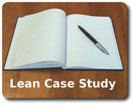 lean case study Browse through our lean and six sigma case studies and success stories we hope the case studies below can give you a good idea of how versatile lean six sigma is.